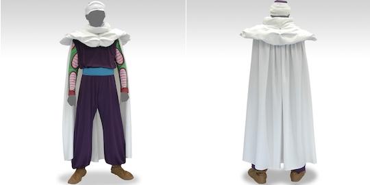 Dragon Ball Z Piccolo Mask & Costume
