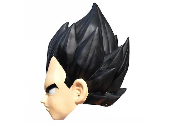 Dragon Ball Z Vegeta Mask
