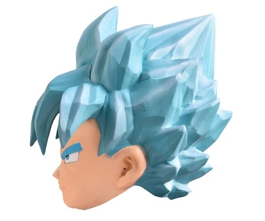 Dragon Ball Z Goku Super Saiyan God Mask