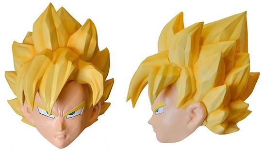 Dragon Ball Z Goku Mask & Costume