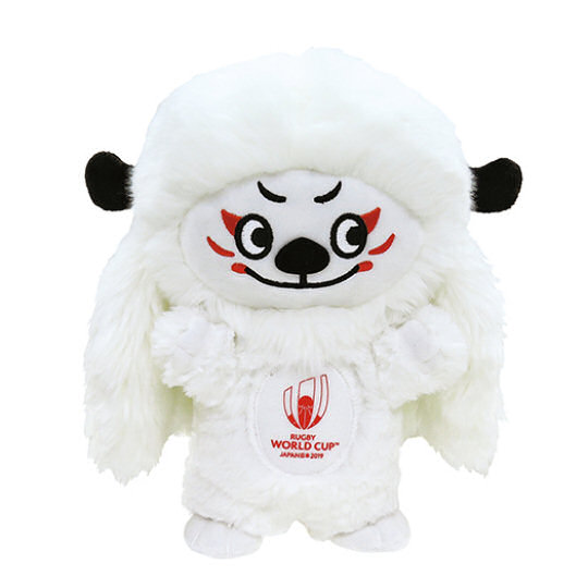 Rugby World Cup 2019 Japan Official Mascot Plush Toys