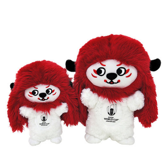 Rugby World Cup 2019 Japan Official Mascot Plush Toy