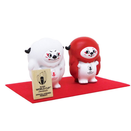 Rugby World Cup 2019 Japan Ren-G Mascot Figures