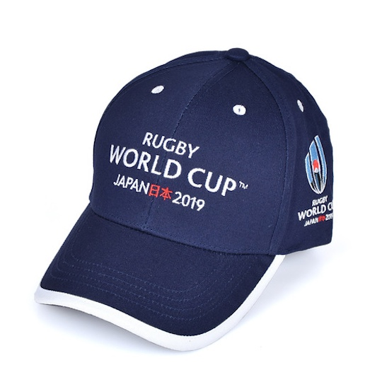 Rugby World Cup 2019 Japan Official Baseball Cap