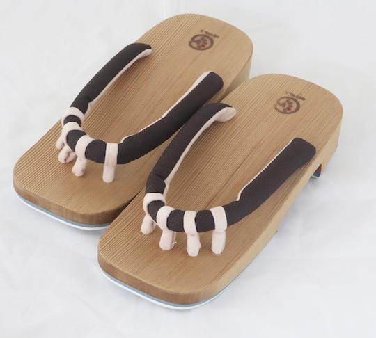 Getals Designer Japanese Clogs