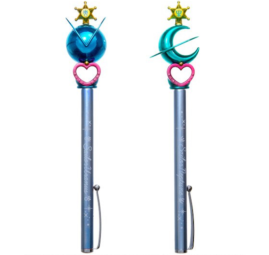 Sailor Moon Prism Pointer Ballpoint Pen Uranus & Neptune Set