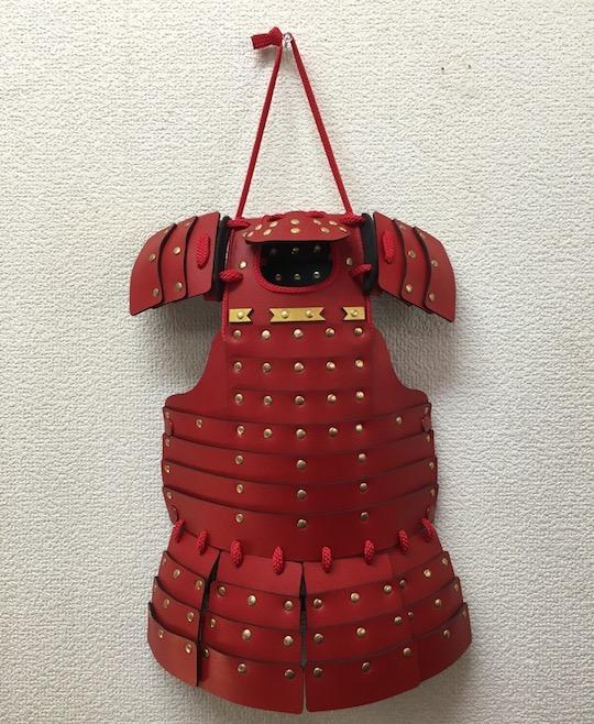 Samurai Age Dog Armor For Sale