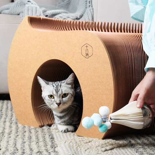 Expandable Cat Tunnel