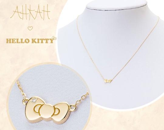Ahkah Hello Kitty Necklace