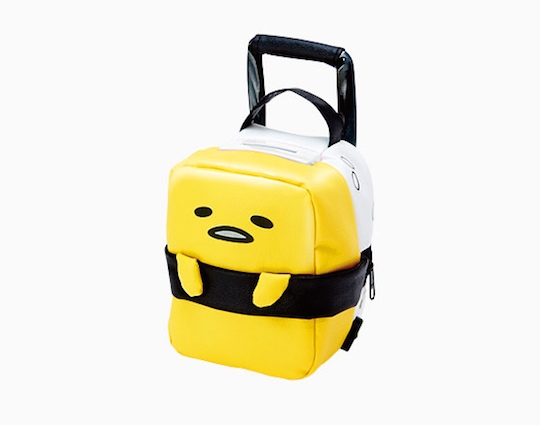 Gudetama Talking Coin Bank