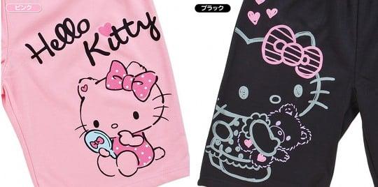 Hello Kitty Half-Pants