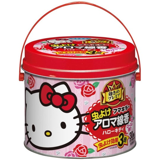 Hello Kitty Mosquito Repellent Coils