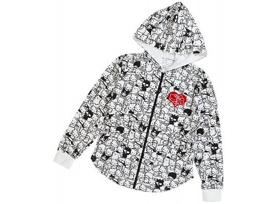 Hello Kitty Parka 40th Anniversary Nakama