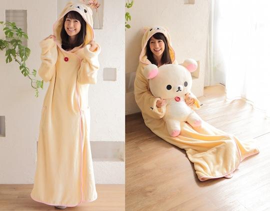 Korilakkuma Wearable Blanket