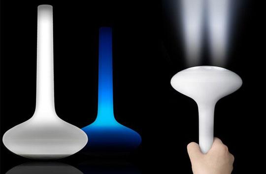 Eneloop Lamp from Sanyo