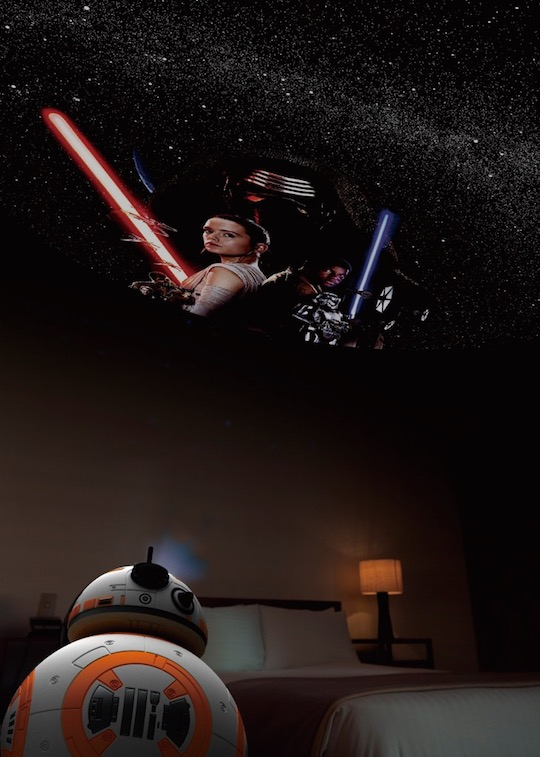 Homestar BB-8 Home Planetarium