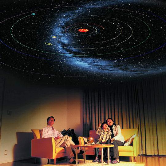 Homestar Classic Solar System