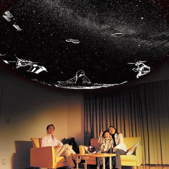 Homestar Classic Ultraman Home Planetarium