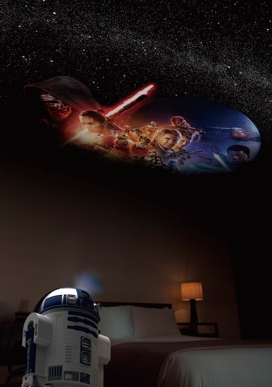 Homestar R2-D2 Home Planetarium (New Version)