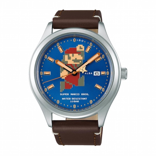 Seiko Alba Super Mario Wristwatch Large
