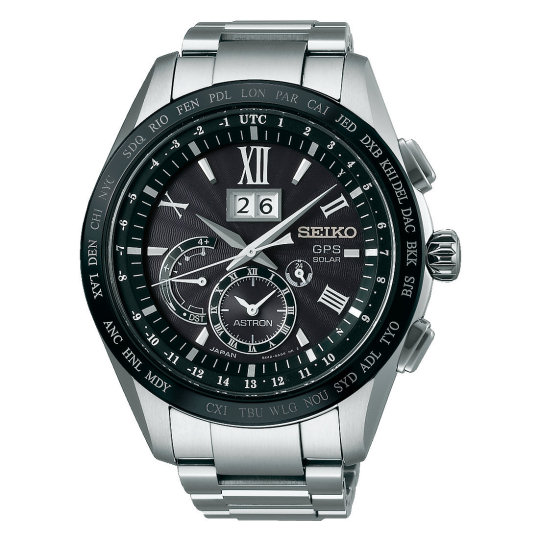 Seiko Astron 8X Series Big-Date SBXB137 Watch