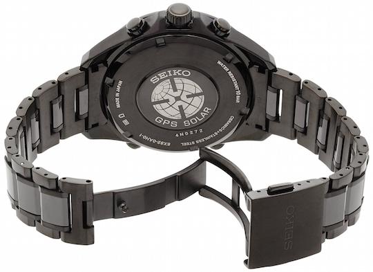 Seiko Astron Solar Power GPS Watch