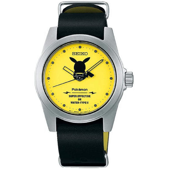 Seiko Pokemon Pikachu Watch