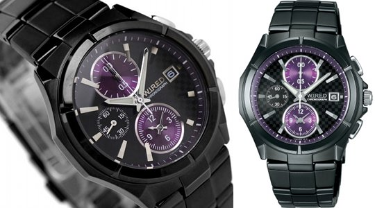 Wired chronograph agav044 watch for men japan trend shop for Watches japan