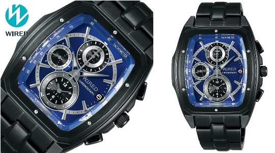 Seiko Wired The Blue AGAV072 Watch | Japan Trend Shop