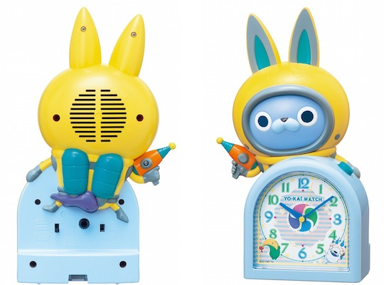 Yo-Kai Watch USApyon Alarm Clock