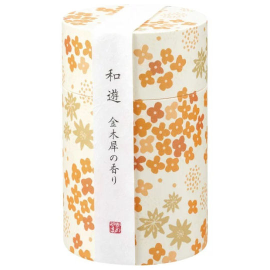 Kameyama Wayu Fragrant Olive Incense