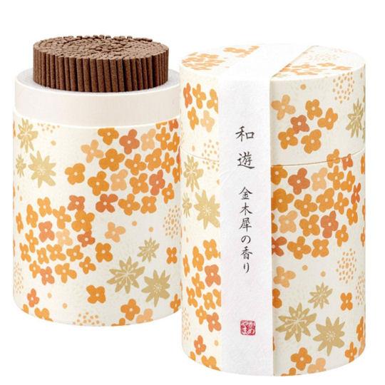 Kameyama Wayu Fragrant Olive Incense