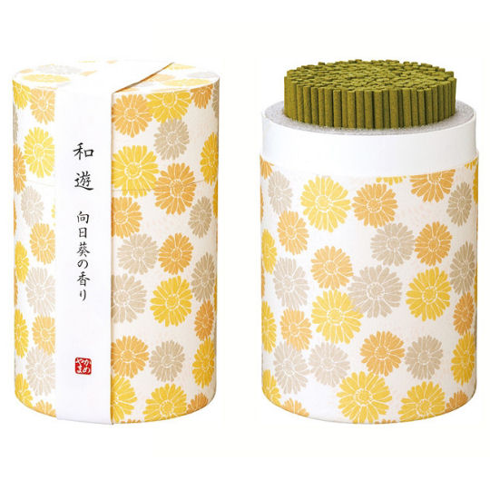 Kameyama Wayu Sunflower Incense