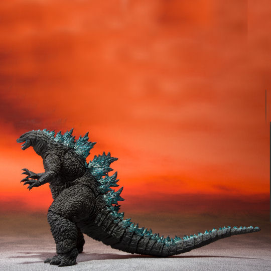 SH Monster Arts Godzilla from Godzilla vs. Kong