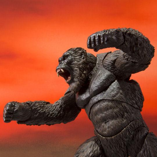 SH Monster Arts Kong from Godzilla vs. Kong