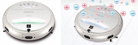 Sharp Cocorobo Staubsauger-Roboter