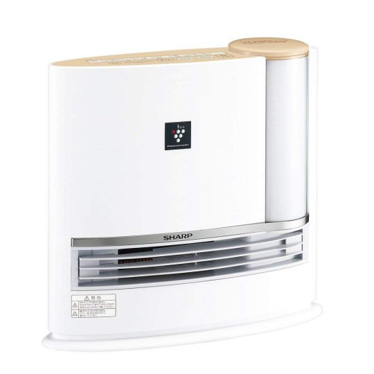 Sharp HX-G120 Plasmacluster Humidifier Ceramic Fan Heater