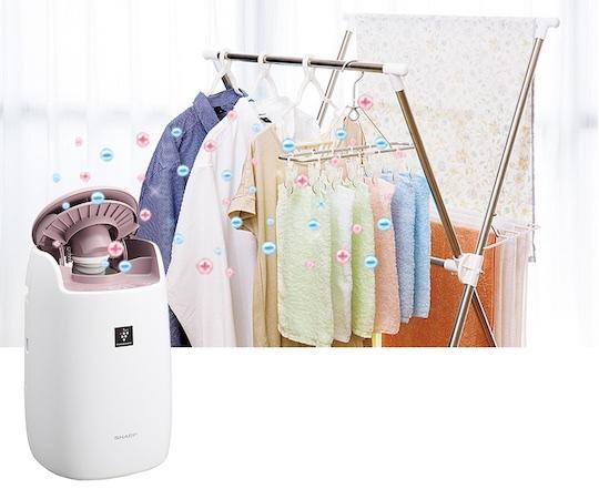 Sharp Plasmacer Futon Dryer