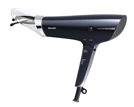 Sharp Plasmacluster Scalp Care Treatment Hair Dryer