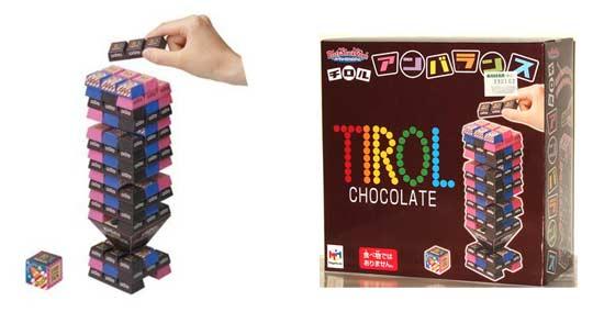 Tirol Balance Game
