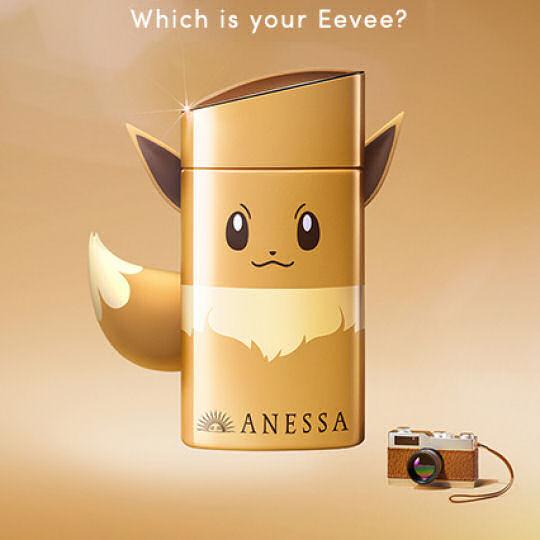 Shiseido Anessa Pokemon Eevee Sunscreen