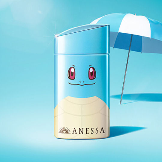 Shiseido Anessa Pokemon Squirtle Sunscreen