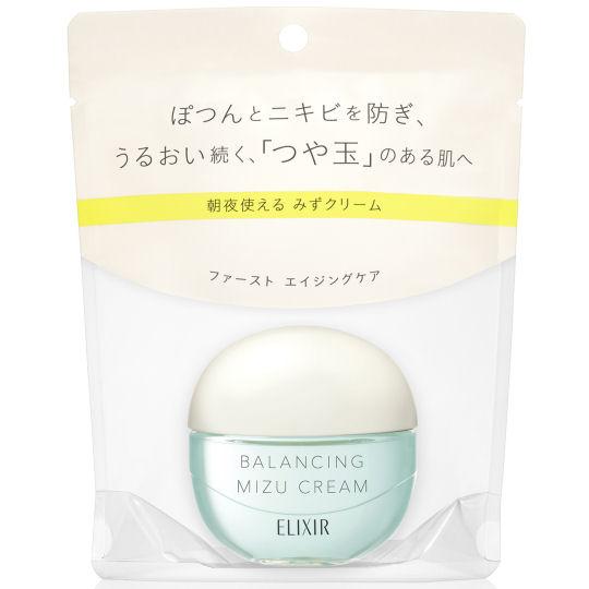 Shiseido Elixir Balancing Mizu Cream