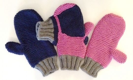 Forever Hand in Hand Mittens