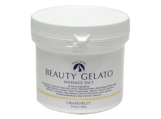 Pelloro Beauty Gelato Massage Salt Grapefruit