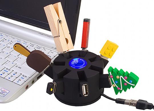 Cyclone 7 USB Hub