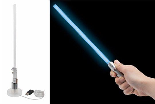 Usb Desk Lamp: Star Wars Light Saber USB Desk Lamp,Lighting