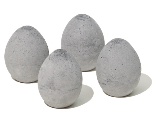 Diatomaceous Earth Charcoal Drying Eggs
