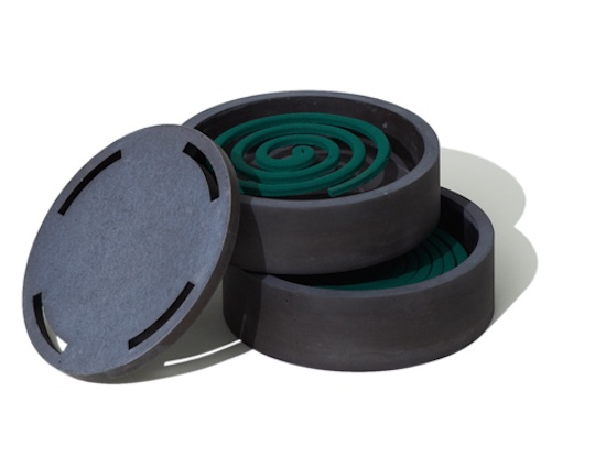 Diatomaceous Earth Mosquito Coil Case
