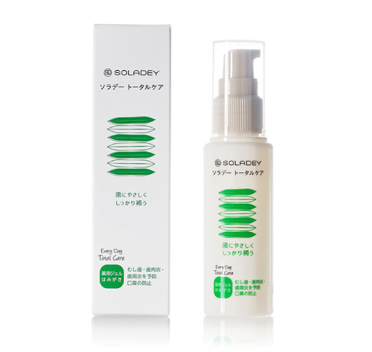 Soladey Total Care Tooth Gel